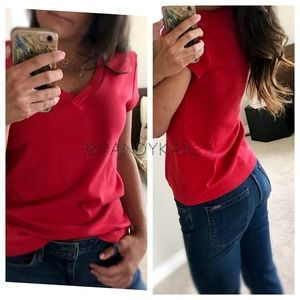 5 for $10 ✂️ CHICO'S Basic Tee